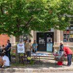 Branchville, NJ: Art Festival Broad St. Books