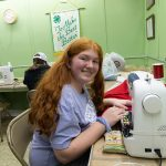 Branchville, NJ: Youth 4H Sewing