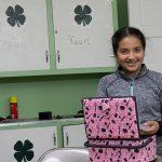 Branchville, NJ: Youth 4H Smiling Girl