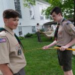 Branchville, NJ: Scouting