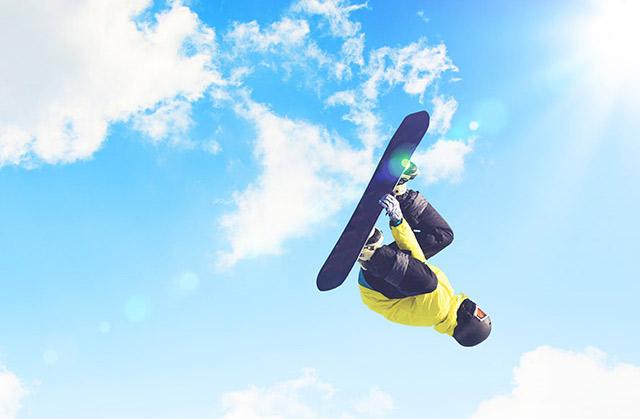Branchville NJ: Snowboarding!