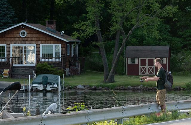 Branchville NJ: Fishing