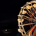Branchville, NJ: State Fair (Ferris Wheel)  by Joe Guerriero